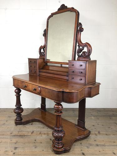 Victorian Mahogany Duchess Dressing Table (1 of 21)