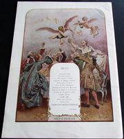 1910 Figaro Illustre Original French Journal. Unusual Poster Size Prints (1 of 4)