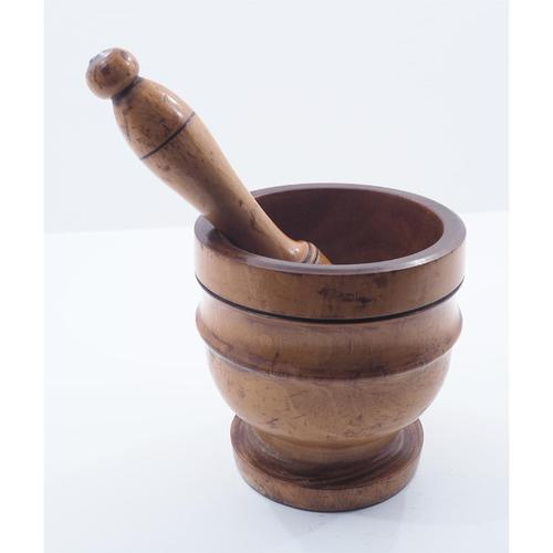 Mid 19th Century Chemists Mortar & Pestle (1 of 5)