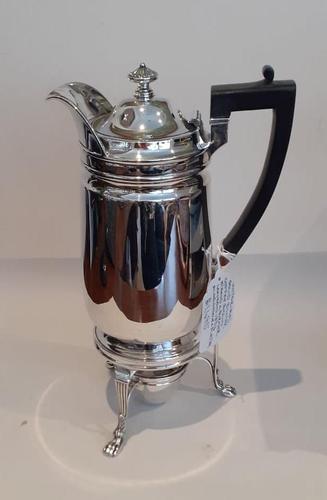 Silver Coffee Biggin (1 of 9)