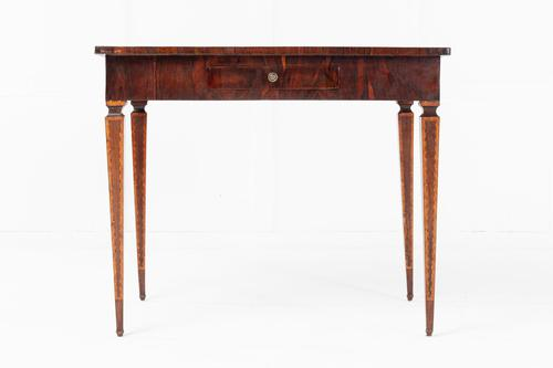 18th Century Italian Side Table (1 of 8)