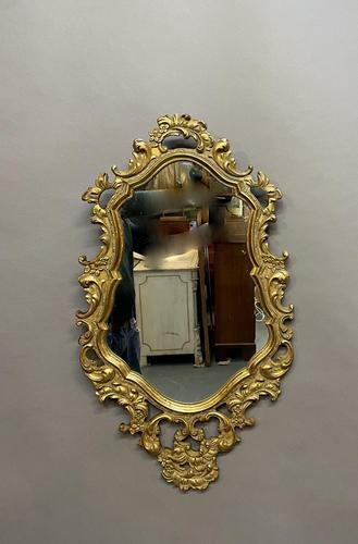 Rococo Gilt Mirror (1 of 5)