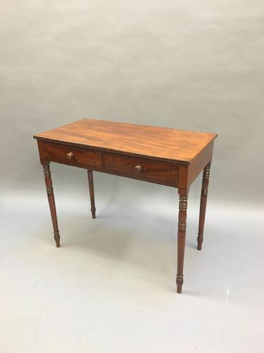 Victorian Writing Side Table (1 of 8)