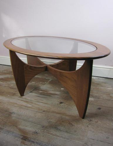 Mid Century G Plan 'Astro' Teak & Glass Coffee Table by G Plan (1 of 10)