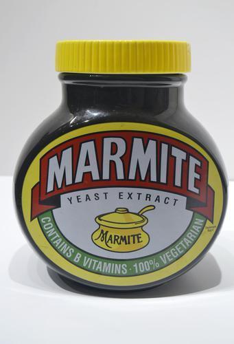 1960s Marmite Ceramic Jar (1 of 5)