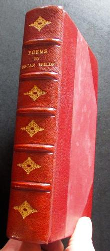 1916 Poems with The Ballard of Reading Gaol by Oscar Wilde (1 of 4)