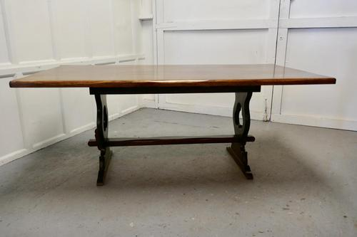 6ft Oak Refectory Table (1 of 9)