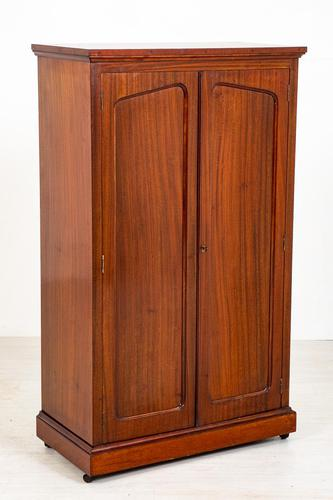 Victorian Mahogany 2 Door Cabinet (1 of 6)