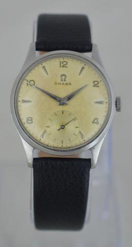 1951 Omega Dennisteel (1 of 6)