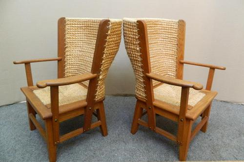 Pair of Small Orkney chairs (1 of 6)