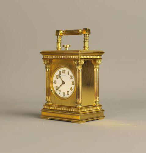 Minute Repearing Minature Carriage Clock (1 of 7)