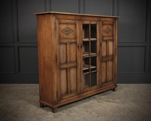 Ipswich Oak Bookcase (1 of 11)