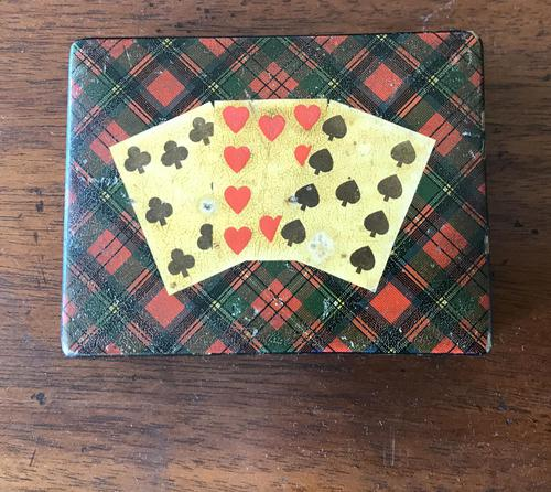 Tartan Ware Card Holder (1 of 3)