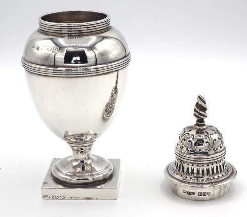 Exceptional Edwardian Asprey & Co. Sugar Caster - London 1909 (1 of 5)