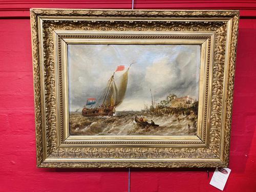 19th Century Seascape (1 of 12)