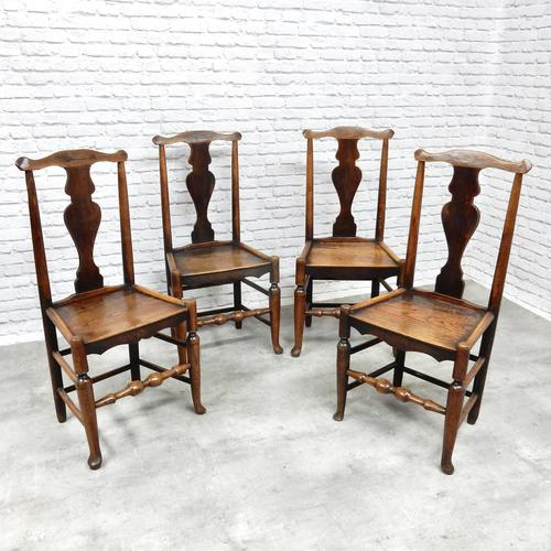 Early 19th Century Country Dining Chairs (1 of 7)