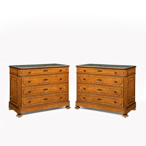 Pair of Commodes by Zignago and Picasso (1 of 10)