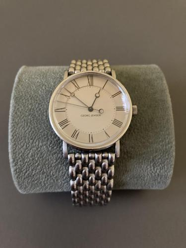 Georg Jensen Stainless Steel Watch (1 of 5)
