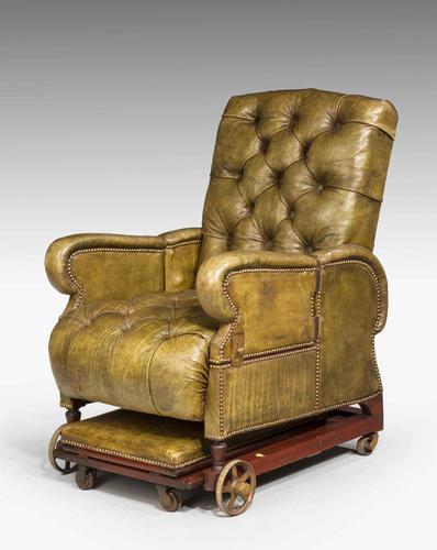 19th Century Adjustable Invalids Chair (1 of 11)