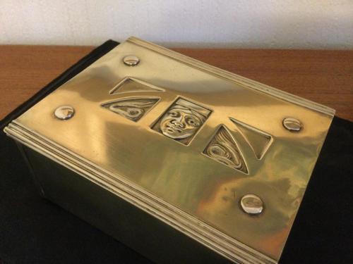 Jugendstil Box by Carl Deffner (1 of 9)