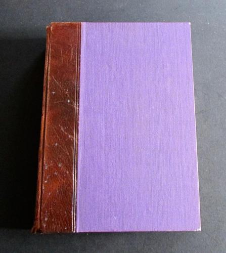 1870-81 Leather Bound Volume of London Illustrated Almanack (1 of 5)