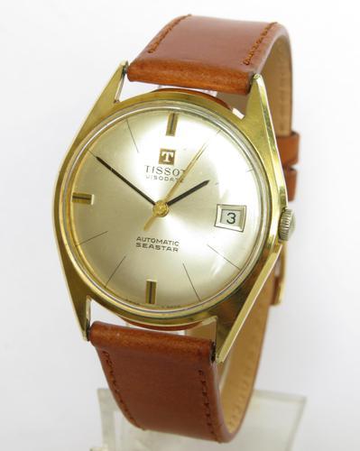 Gents Tissot Visodate Seastar Wrist Watch, 1965 (1 of 5)