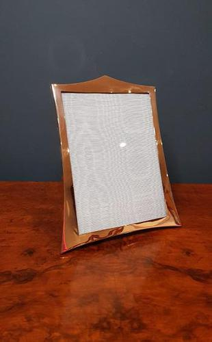 Large George V Period Silver Photo Frame 1923 (1 of 6)