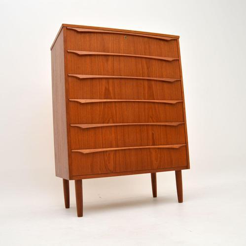 1960's Danish Vintage Teak Chest of Drawers (1 of 11)