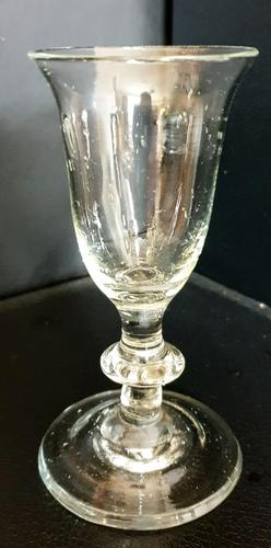 George III Wine Glass c.1770 (1 of 4)