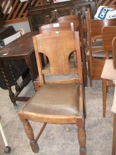 Set of Four Dining Chairs (1 of 1)