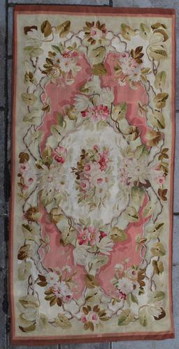 Very Fine Antique Aubusson Rug (1 of 6)