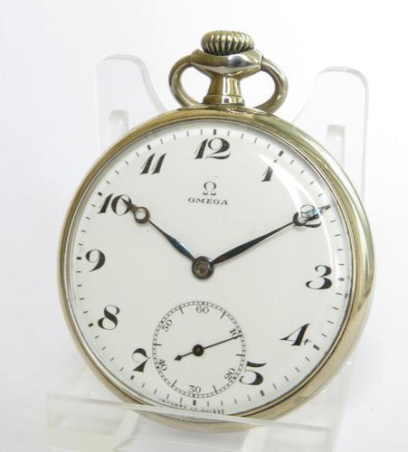 1930s Omega Pocket Watch (1 of 5)