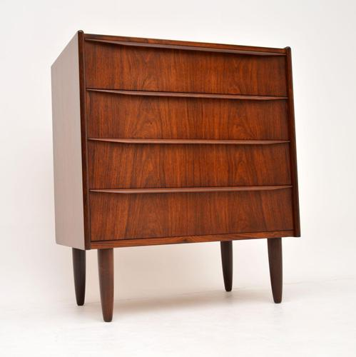 Danish Vintage Rosewood Chest of Drawers (1 of 8)