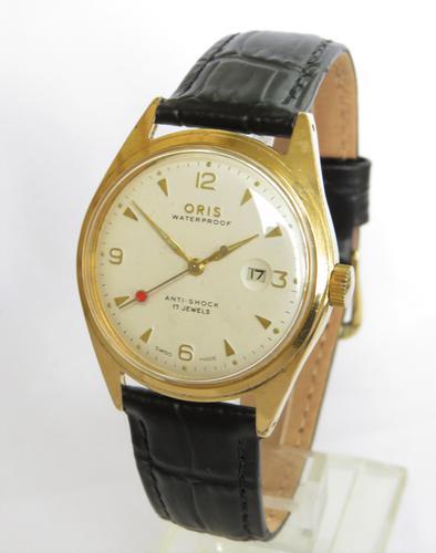Gents early 1960s Oris wrist watch (1 of 5)