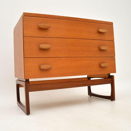 G Plan Teak Quadrille Chest of Drawers Vintage 1960's (1 of 11)