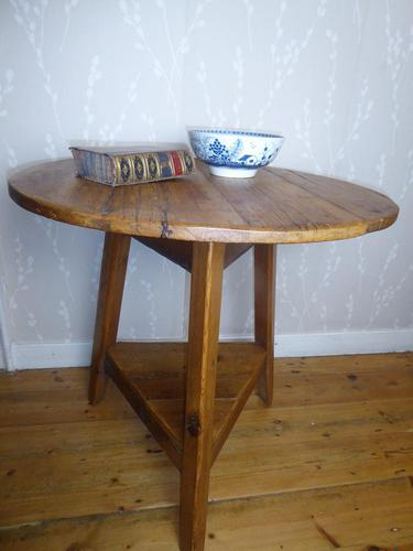 19th century Cricket Table (1 of 7)