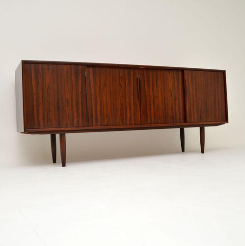 Danish Rosewood Sideboard by Gunni Omann Vintage 1960's (1 of 13)