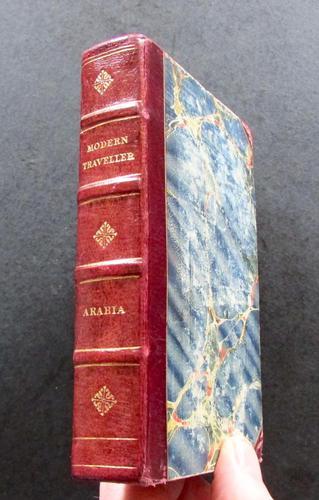 1825 The Modern Traveller, A Popular Description of Arabia - 1st Editon (1 of 5)