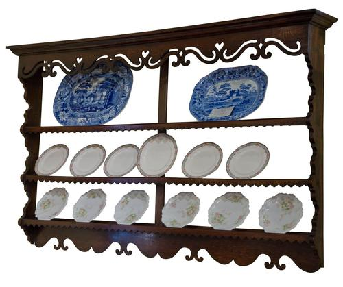 18th Century Exceptional Welsh Delft Rack c.1760 (1 of 6)