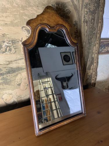 Georgian Walnut Dressing Mirror (1 of 6)
