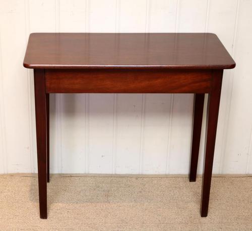 Mid 19th Century Low Mahogany Table (1 of 10)