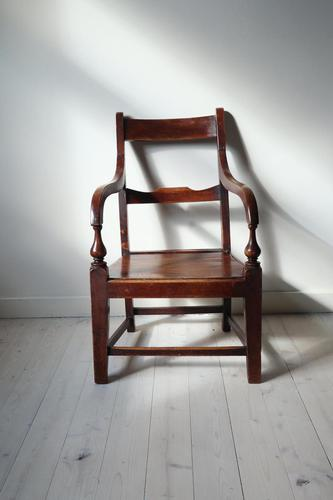 19th Century Scottish Vernacular Glasgow Pattern Joined Armchair c.1880 (1 of 24)