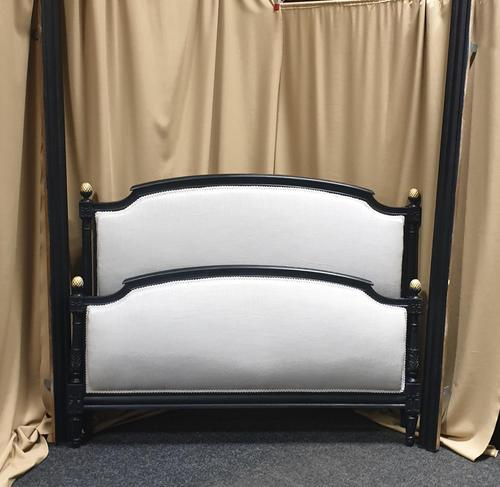 French Painted Double Bed (1 of 8)