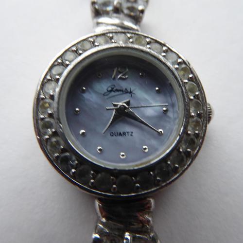 Silver Gems Ladies Watch (1 of 11)