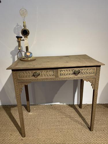 Georgian  Side Table (1 of 6)