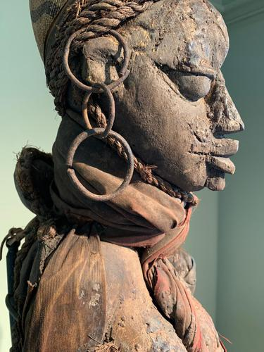 Stunning Africa Yoruba Votive Statue, Antique (1 of 7)