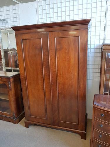 Antique Victorian Wardrobe (1 of 4)