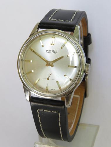 Gents 1960s Roamer Wrist Watch (1 of 5)