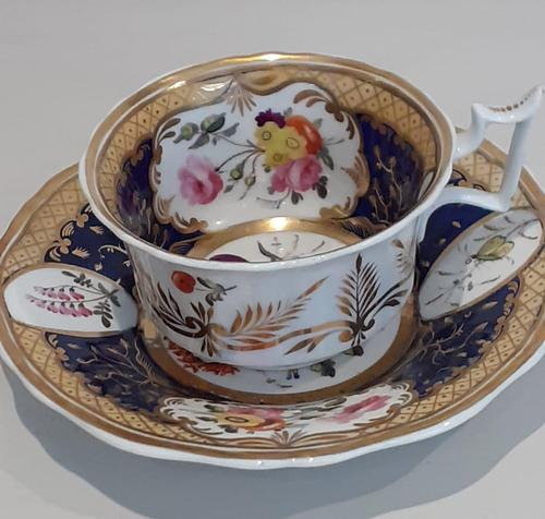 Newhall Cup & Saucer (1 of 7)