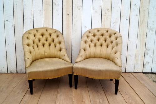 Mid-century French Chairs (1 of 5)